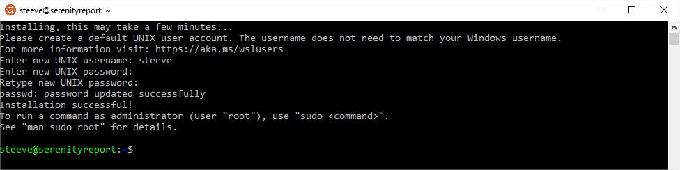 Linux session ouverte